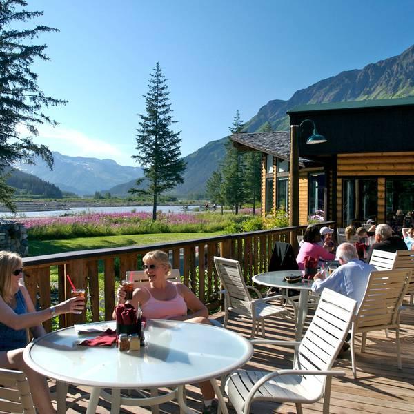 Seward Windsong Lodge - sfeer