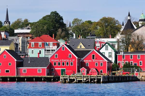 Lunenburg - Nova Scotia - Canada - Doets Reizen
