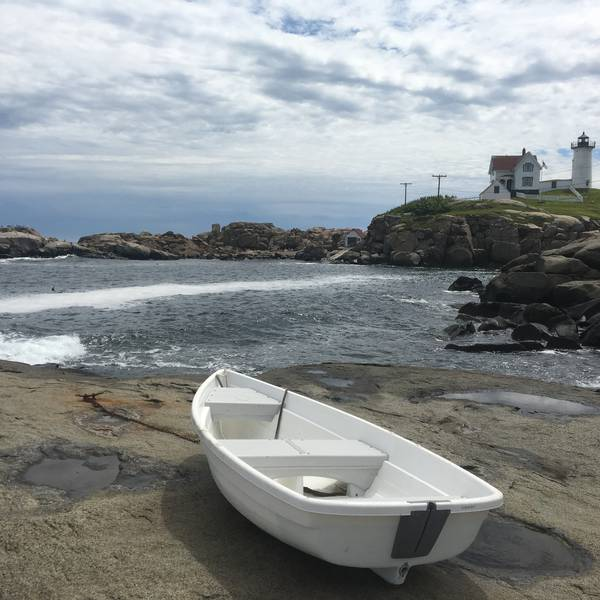 Nubble Lighthouse - Cape Neddick - Maine - Amerika - Doets Reizen