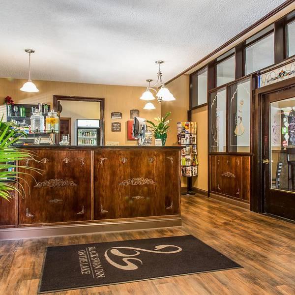 Black Swan Inn - lobby