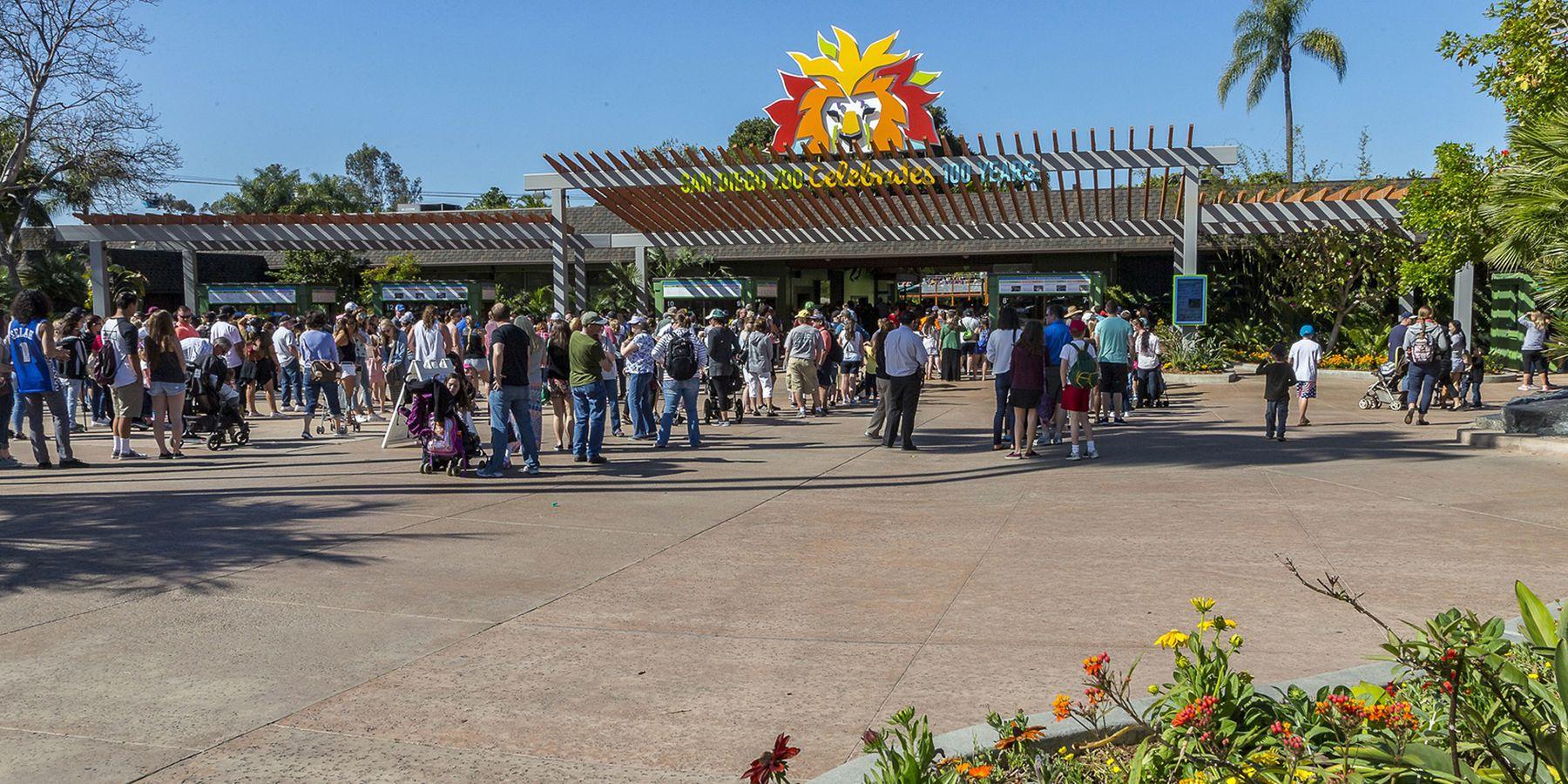 San Diego Zoo - California - Amerika - Doets Reizen