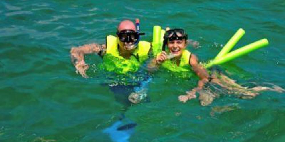 Snorkel Cruise - Key Largo - The Keys - Florida - Doets Reizen