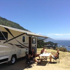 Monterey naar Oceano - Dag 4 - Foto