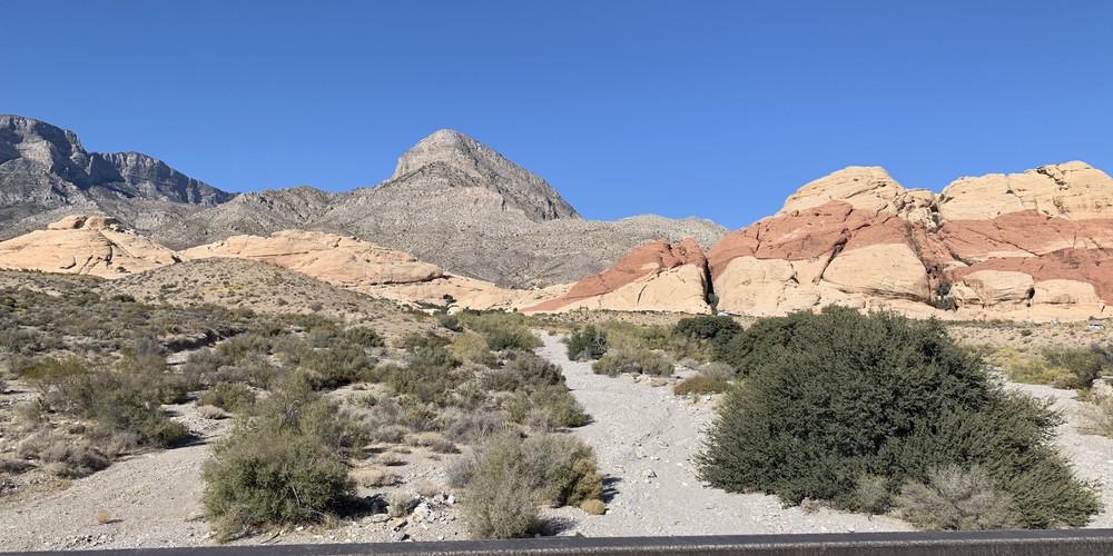 Red Rock Canyon - Nevada - Doets Reizen