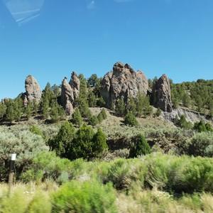 Opweg naar Bryce - Dag 3 - Foto