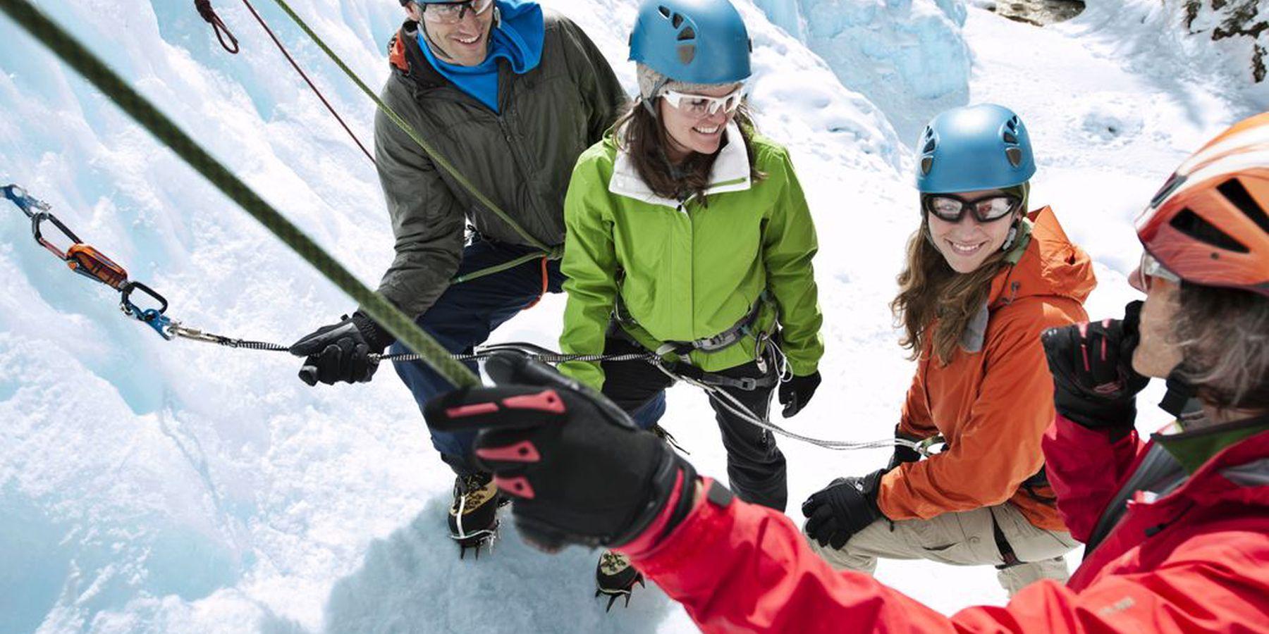 Wintersport - Lake Louise - Banff -  Alberta - Canada - Doets Reizen