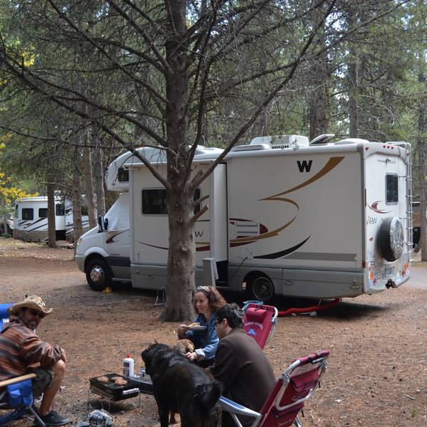 Colter Bay RV Park 1