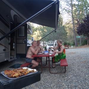op weg richting Yosemite National Park - Dag 8 - Foto