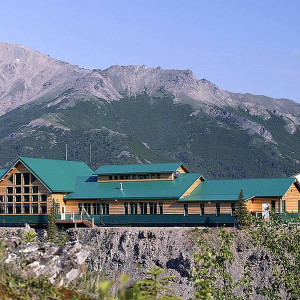 Grande Denali Lodge - sfeer