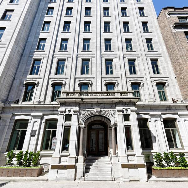 Hotel 71 Quebec - Exterior