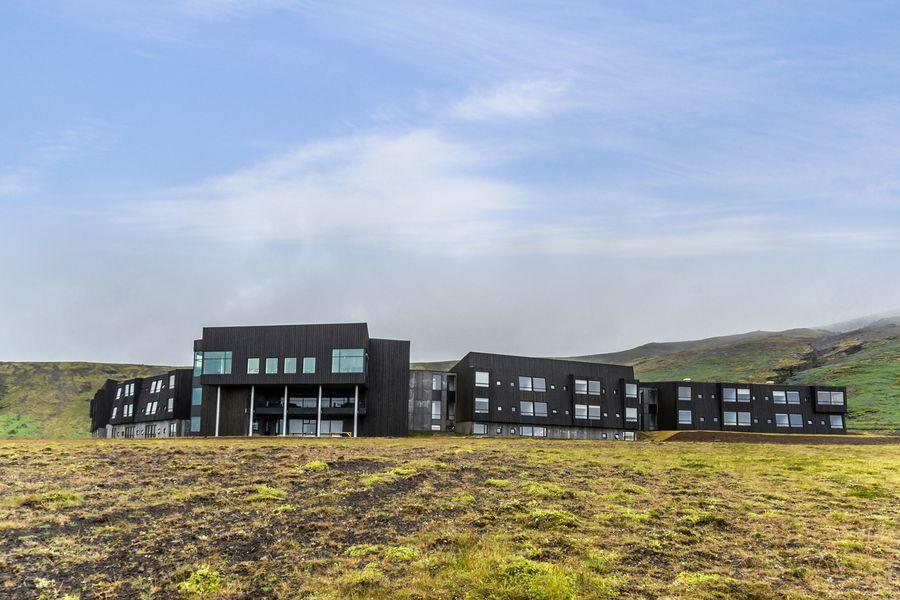 Foss Glacier Lagoon Hotel - IJsland - Doets Reizen