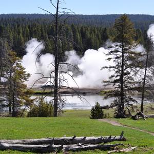 Yellowstone NP - Dag 18 - Foto