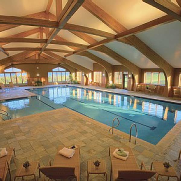 Trapp Family Lodge - pool