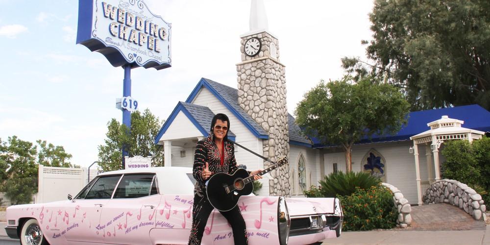 Trouwen Las Vegas - Nevada - Doets Reizen