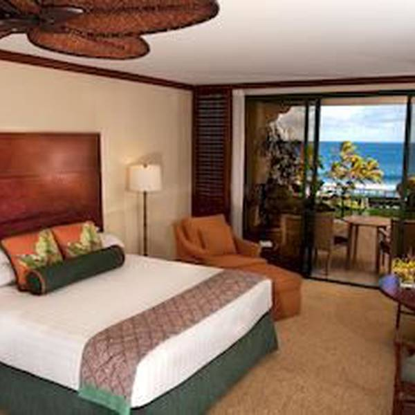 Grand Hyatt Kauai Resort - kamer