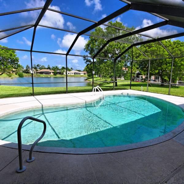 Universal Naples Pool Home - voorbeeld zwembad