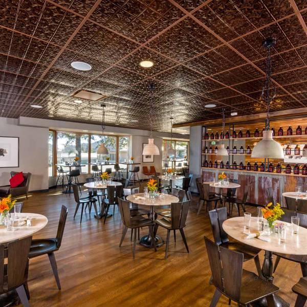 The Ridgeline Hotel - restaurant