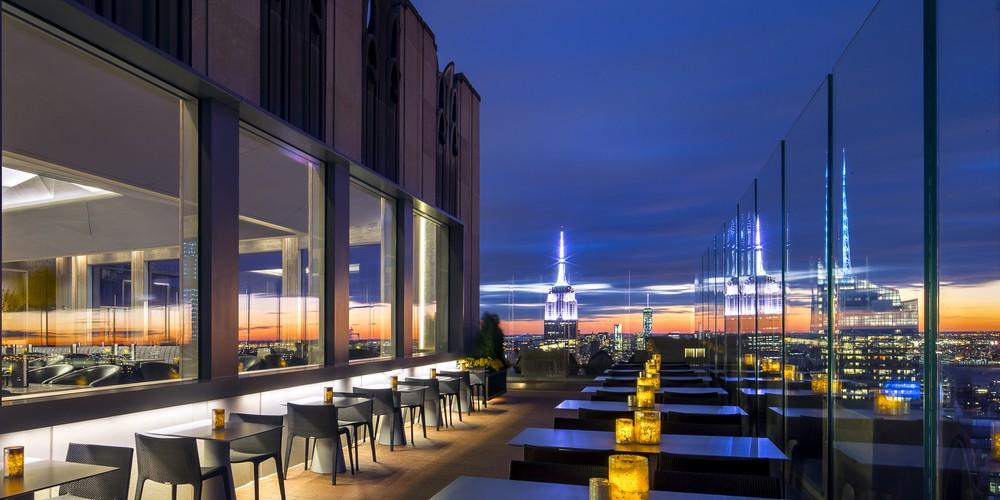 Bar SixtyFive - Rockefeller Center - New York - Doets Reizen