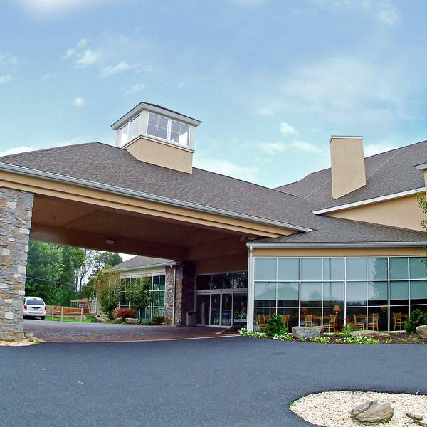 Best Western Revere Inn & Suites - aanzicht