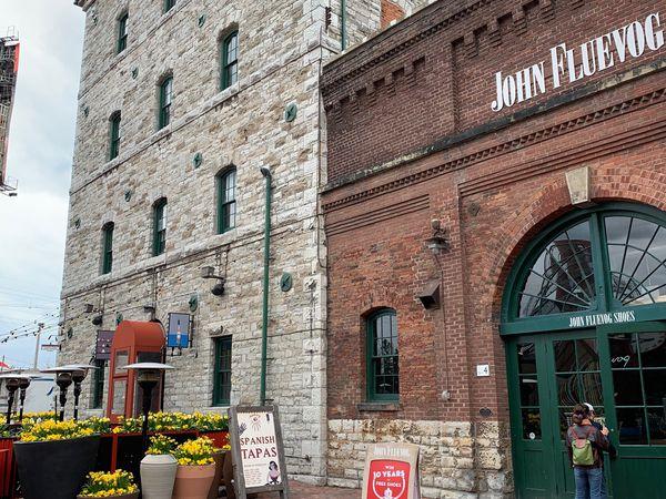 Distillery Districk - Toronto - Ontario - Canada - Doets Reizen