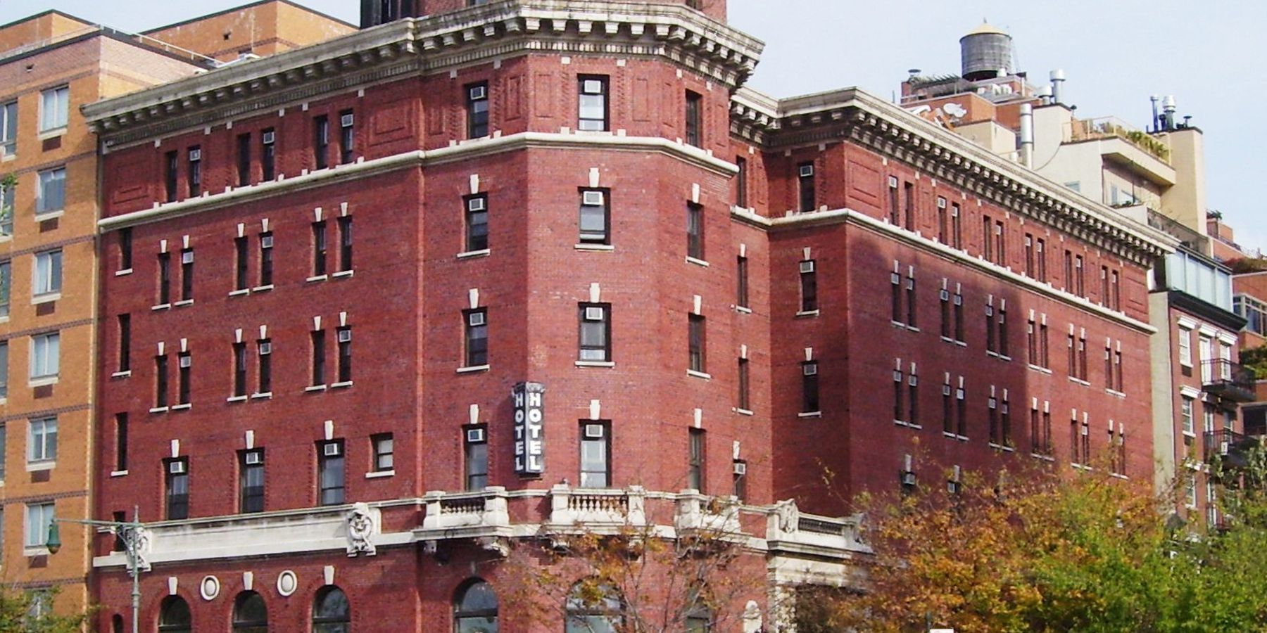 The Jane Hotel - New York - Doets Reizen