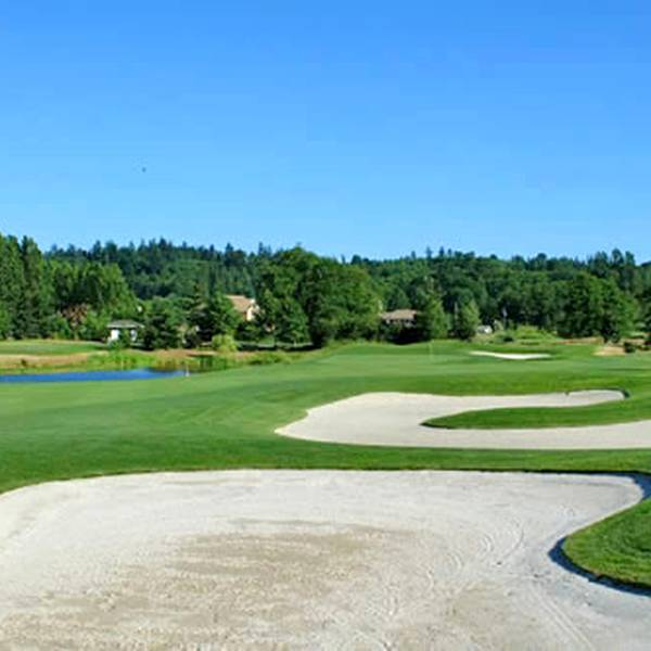 Vancouver - Golf