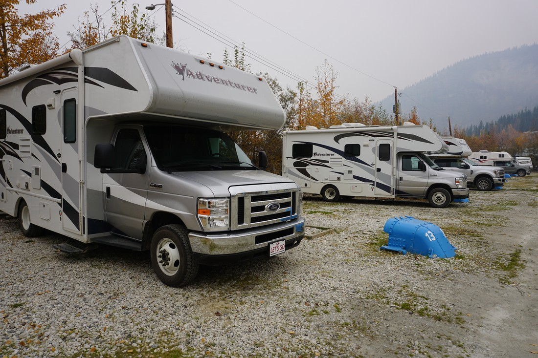 Gold Rush Campground Yukon - Camping - Canada - Doets Reizen