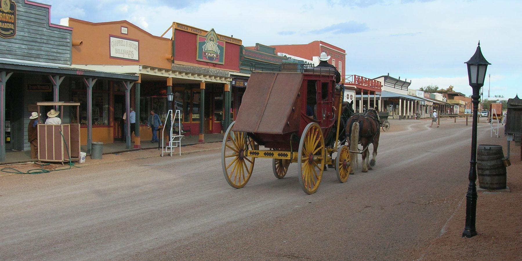 Tombstone - Tucson - Arizona - Doets Reizen