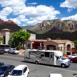 Sedona - Pink Jeep Tour door Red Rocks - Dag 9 - Foto