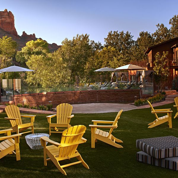 Amara Resort - garden