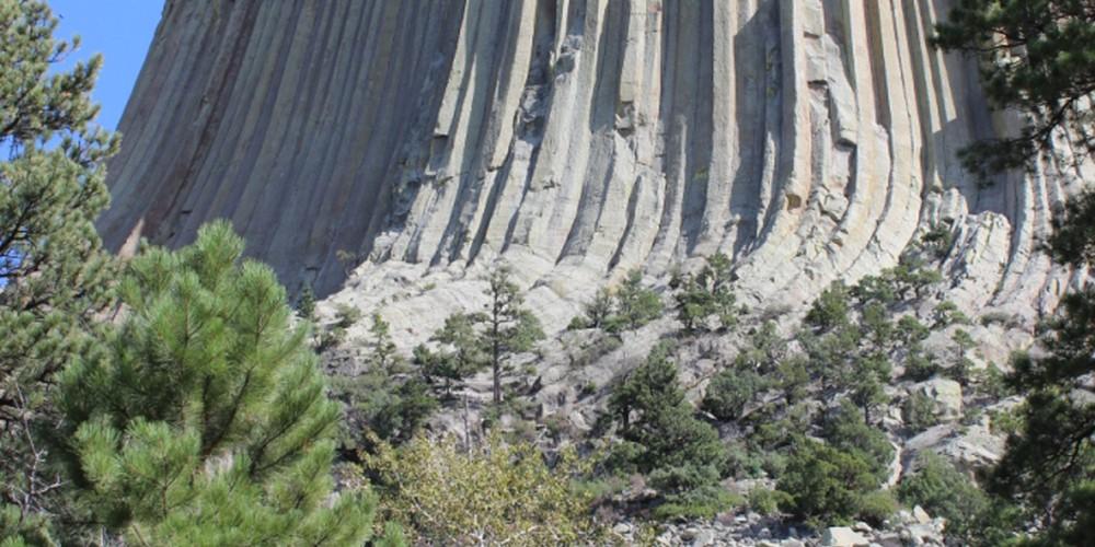 Devils Tower NM in Wyoming