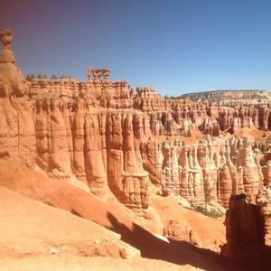 Van Bryce Canyon naar Las Vegas - Dag 17 - Foto