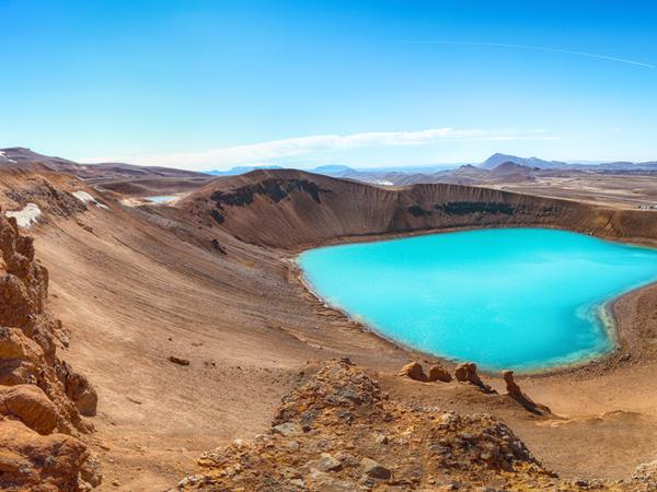 Myvatn - Krafla Vulkaan - IJsland - Doets Reizen
