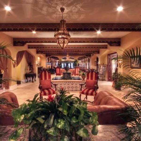 Casa Monica Hotel - lobby