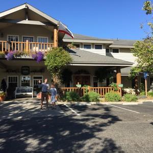 Cambria Pine Lodges, rustdag in een top hotel! - Dag 7 - Foto