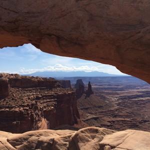Reisdag  Moab - Dag 5 - Foto