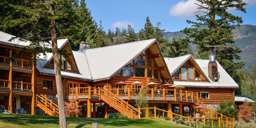 Tyax Wilderness Resort - British Columbia - Canada - Doets Reizen
