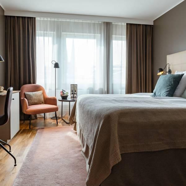Gillet Hotel Uppsala - Superior Room