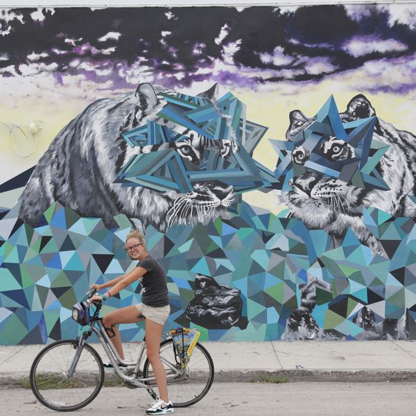 Wynwood Walls Miami Florida