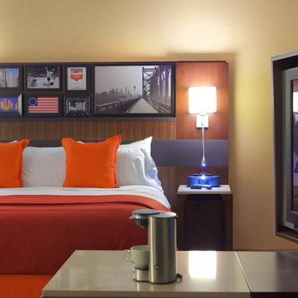 Warwick Rittenhouse Square - room1