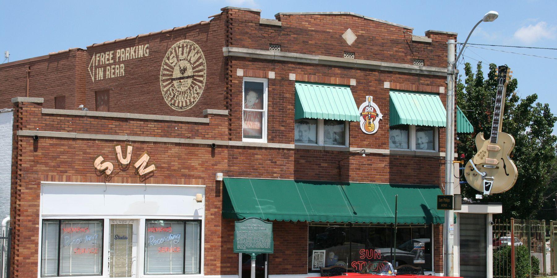 Memphis - Tennessee - Amerika - Doets Reizen
