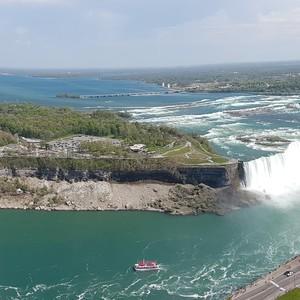 Niagara watervallen - Dag 4 - Foto
