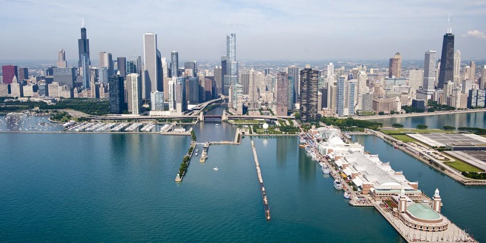 Navy Pier - Chicago - Illinois - Doets Reizen