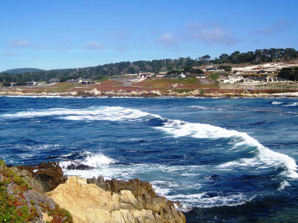 17 Mile Drive - Monterey - California - Amerika - Doets Reizen