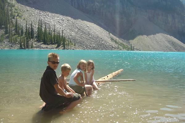 Familievakantie Banff National park - Alberta - Canada - Doets Reizen