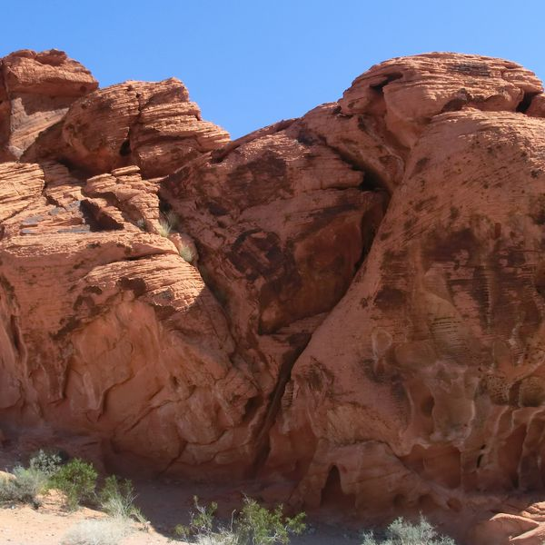 Valley of Fire State Park - Nevada - Doets Reizen