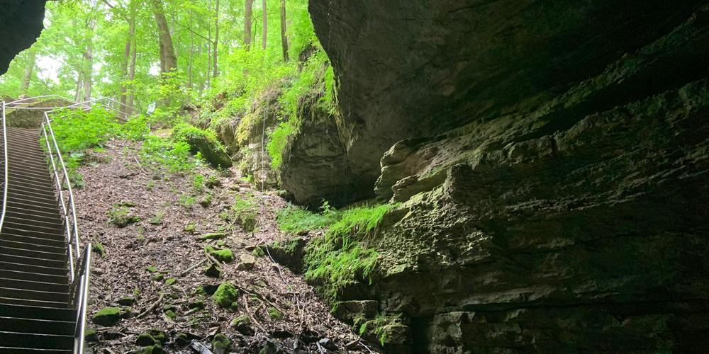Mammoth Cave - Kentucky - Amerika - Doets Reizen