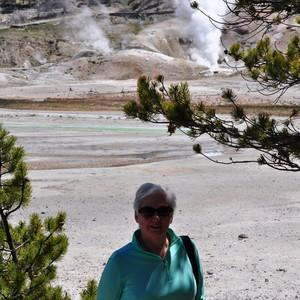 Yellowstone NP - Dag 19 - Foto