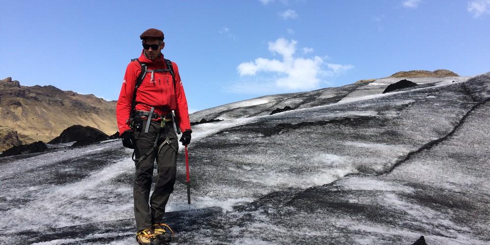 Sólheimajökull Glacier - IJsland - Doets Reizen