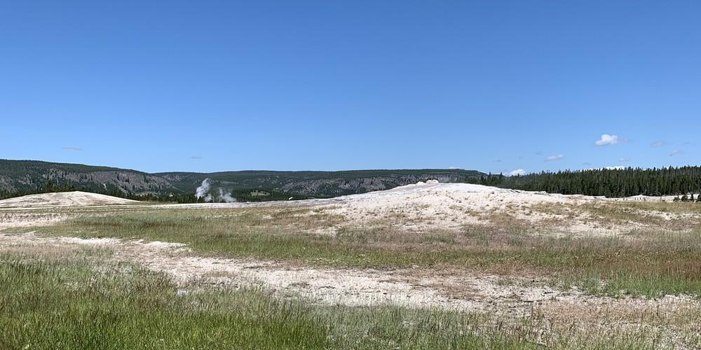 Old Faithful - Yellowstone National Park - Wyoming - Doets Reizen